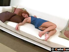 Anal Sex With Innocent RedHead
