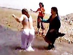 Pakistanske Pokrajine Sindh Karachi Тетенька Rijeke Nu Kupelj