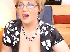 Serious teacher show her other sid Sonja live on 720camscom