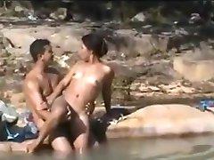 Indiana sexo ao ar livre