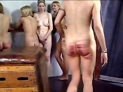 Perverts of Nature 146 Heavy Caning for Ballet Girls