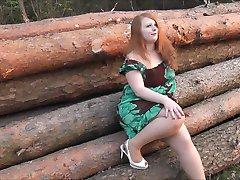 geiler Fick im Wald