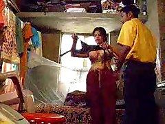 Indian girl blowjob