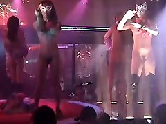 Japanse Strip Club Sex Show Deel 1