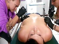 bbw piercing bradavky