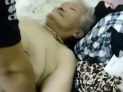 azjatycki babci 1