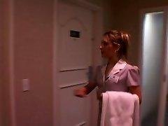 interracial couple tear up hotel maid