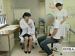 副标题,日本的医生护士与打手枪射液