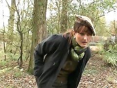 Waldspaziergang - Deutsch