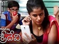 Telugu Paar Planen für sex über das Telefon am Valentinstag
