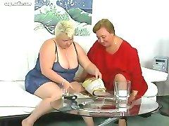 немецкие толстушки