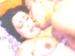 Egyptian couple having sex