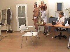 Pervert Woman Doctor...F70