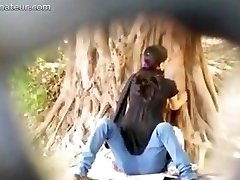 Banging in Public Park on SpyAmateur com