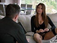 tushy sexig fransk tjej älskar anal