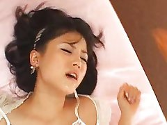 Io Asuka aroused real asian babe getting