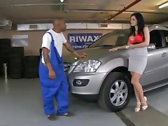 Noughty Mechanic  Aletta Ocean