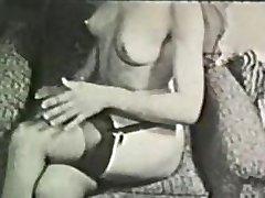 Softcore Nudes 637 1960's - Scene 6