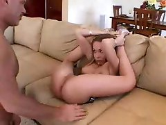 Flexible Teen Anal Bashed...F70