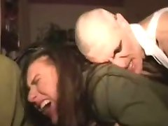 Donna Lucia's anal punishment