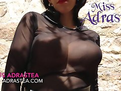 Nylon Goddess Miss Adrastea