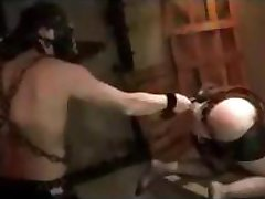 Femsub Spanked And Fucked In The Ass
