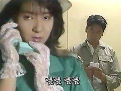 Asian Elevator Operator Fantasy