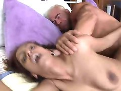 She Agrees To Getting Her Hairy Brown Puss Fucked