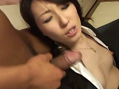 Japanese Office Lady Wants All