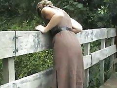 sara on the bridge