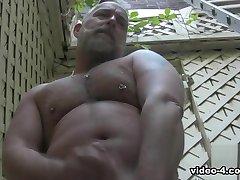 Brent Puuri -- Soolo Video - BearFilms