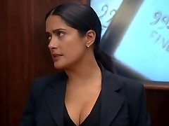 Salma Hayek. Ugly Betty mélanger.