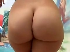 Humungous Ass White Girl