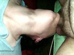 Deepthroat slut