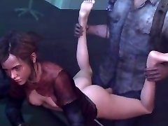 Ellie gets inserted (The Last of Us)