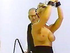 Debra takes a good whipping