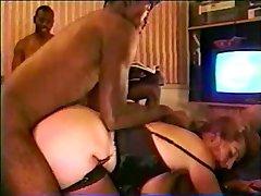 Mature Redhead's Black Cock Party Pt-2