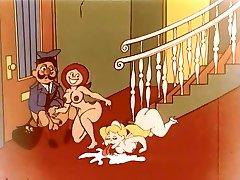 Umrl erotische Zeichentrickparade 3 komplett Cartonsex
