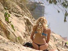 Beach surprise
