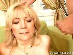 Mature Granny Pissing Compilation Part 2