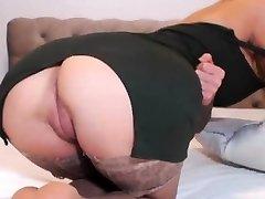 Curvy Girl With Big Tits Solo Masturbation