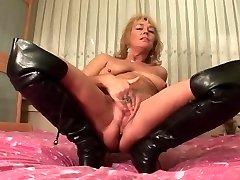 mature woman solo