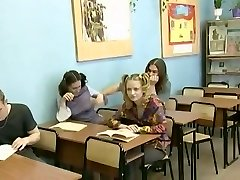 FILM: SCHOOL GIRLS BEING TAUGHT  SEX ED!!!