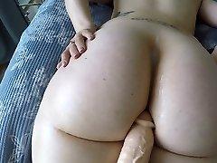 Big culo white girl