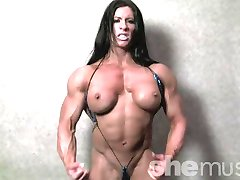 Angela Salvagno 03 - Female Bodybuilder
