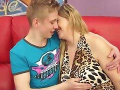Czech teen huge natural tits first time fuck video