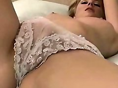 Jennifer In White Undies