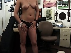 Sizzling and brunette brazilian woman gets fucked firm