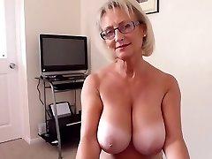 British big natural tits older hot blowjob