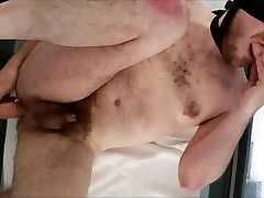 Both holes filled for straight dude - ass fuck, ass to mouth, ass fucking gaping #3